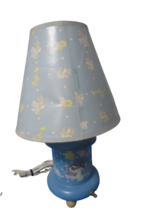 Warner Brothers Table Lamp Tiny Tunes Night Light Electric Baby Room W/S... - $24.74