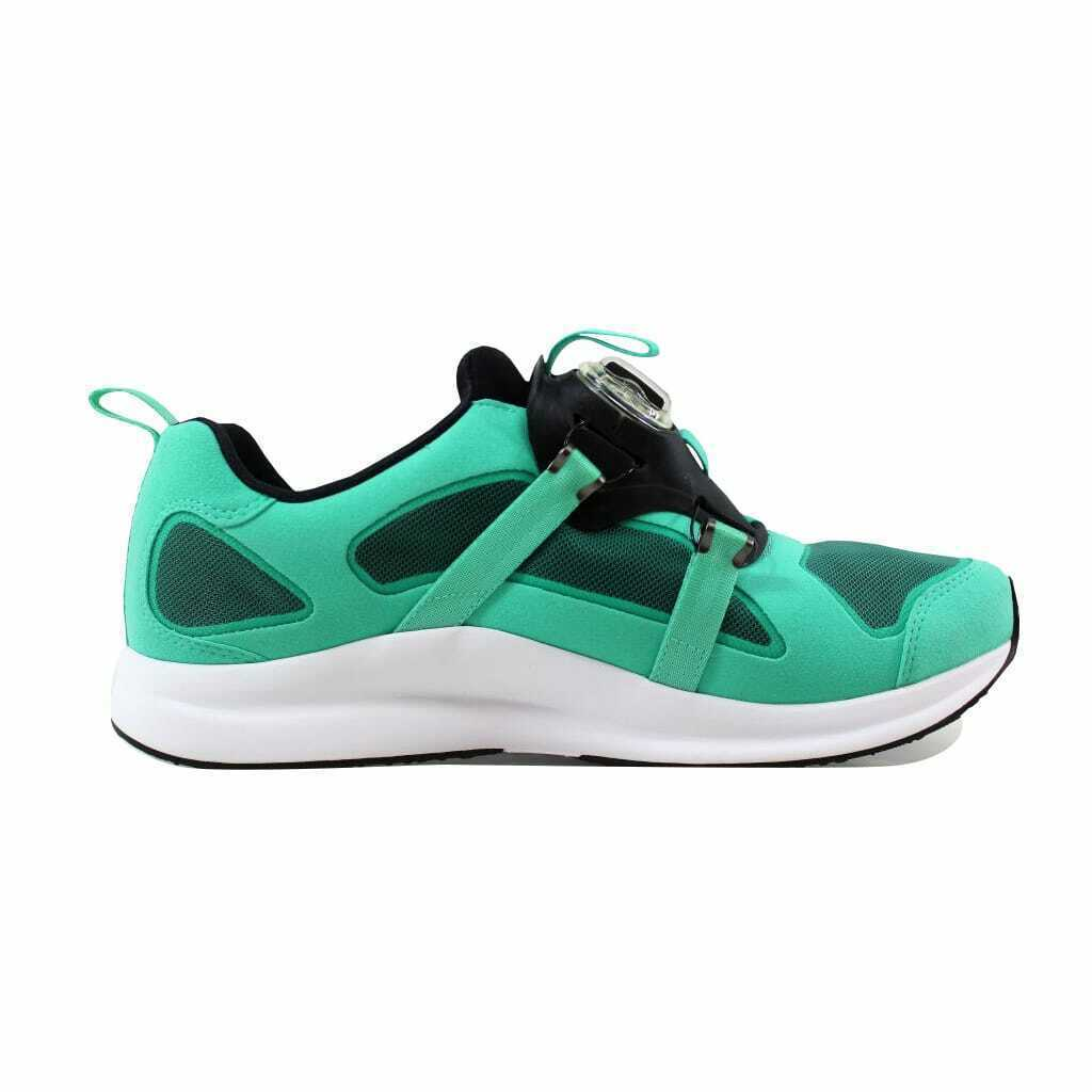 Puma Future Disc HST Mesh Electric Green 356644 02 Men's Size 13
