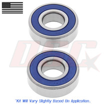 Front Wheel Bearings For Harley Davidson 1125cc Helicon 1125R 2008 - 2009 - $21.00