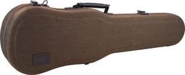 GEWA Violin Shape 4/4 VIOLIN Lightweight CASE BIO I S ( BIOIS ) 1.6kg Brown - $180.00