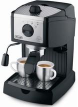 Dual Function Filter Espresso Cappuccino Machine Kitchen Appliance DeLon... - $137.13