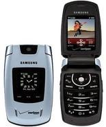 Samsung SCH-U540 Silver (Verizon)or VZW Prepaid (Page Plus)  Flip Cell P... - $34.87