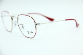 New RAY-BAN Jr Rb 9541V 4062 Pink Eyeglasses Authentic Rx RB9541V 44-19 - $41.80