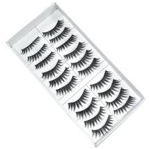 LOT of 100 pairs Daily Normal Makeup False EyeLashes A4 - $24.49