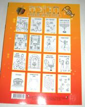 Judaica Hanukkah Coloring Creation Stickers Book Children Teaching Aid Scrapbook image 6