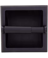 539254 Millbridge Recessed Toilet Paper Holder Oil Rubbed Bronze NEW - $17.49