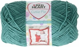 Red Heart Cutie Pie Destiny Knitting & Crochet Yarn - $6.00