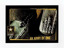 "FDC POSTCARD-""HONORING VETERANS-CONTINUE TO SERVE""-US ARMY OF ONE CARD  ... - $4.90"