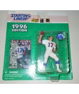 Dave Brown 1996 Starting Lineup Football Action Figure Kenner SLU NY Giants - $10.75