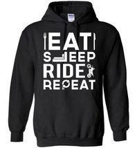 Eat Sleep Ride  Blend Hoodie - $32.99+