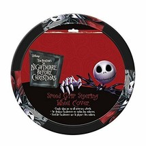 New Style Nightmare Before Christmas Jack Skellington Steering wheel cover - $31.82