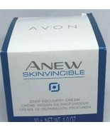 Avon Skinvincible Deep Recovery Cream Full Size Jar -NEW - $12.38