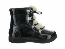 Kids Toddler UGG Ager Boot Black 1017186T-BLK - $1.932,75 MXN