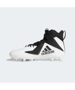 adidas Freak X Carbon Mid DB0571 Football Cleats Cloud White/Core Black ... - $37.58