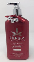 Hempz Frosted Pomegranate & Sugar Plum Herbal Whipped Body Creme 17oz - ... - $15.00