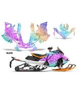 Grafik Set Aufkleber für Ski-Doo gen 4 Mxz Renegade Summit 850 17-18 Slick - $297.82