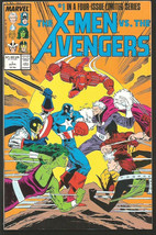The X-MEN vs THE AVENGERS #1 Marvel Comics 1987 Highest Grade - $7.43
