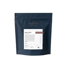 Rishi Tea Organic Earl Grey Loose Leaf Tea, 1 Pound Bag