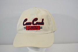Cave Creek Golf Club Ivory Baseball Cap Adjustable Back - $17.99