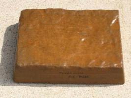 CONCRETE, CEMENT COLOR, 1 LB. MAKES STONE, PAVERS, TILES, BRICK - TERRA COTTA image 2