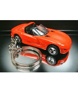1997 Dodge Viper RT10 Key Chain Ring Red - $14.24