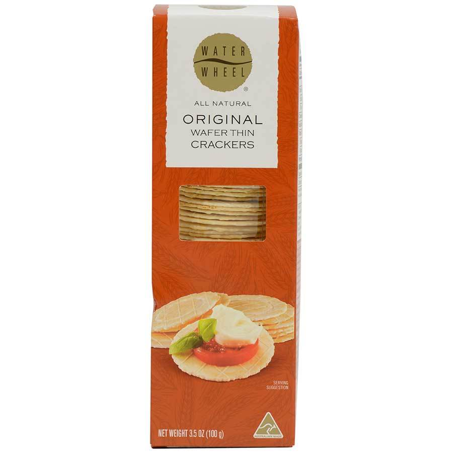 Primary image for Wafer Thin Crackers - Original - 3.5 oz box