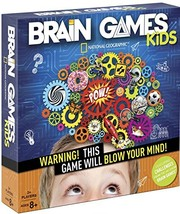 Brain Games Kids - Warning! This Game Will Blow Your Mind! - $22.64