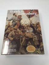 Brand New Sealed Roads to Gettysburg Avalon Hill Unpunched Unplayed Unopened - $222.75