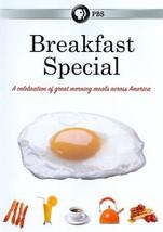 BREAKFAST SPECIAL NEW DVD - $68.10