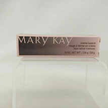 Mary Kay ICY PEACH Creme Lipstick #027589 Black Tube DISCONTINUED Full Size - $15.83