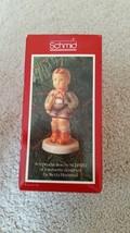 "1983 Schmidt ""Hark The Herald"" Annual Ornament Hummel Reproduction - $7.91"
