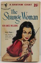 The Strange Woman by Ben Ames Williams - $5.99