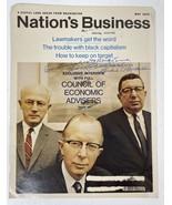 Paul McCracken, Hendrik Houthakker & Herbert Stein Signed Autographed Vi... - $29.99