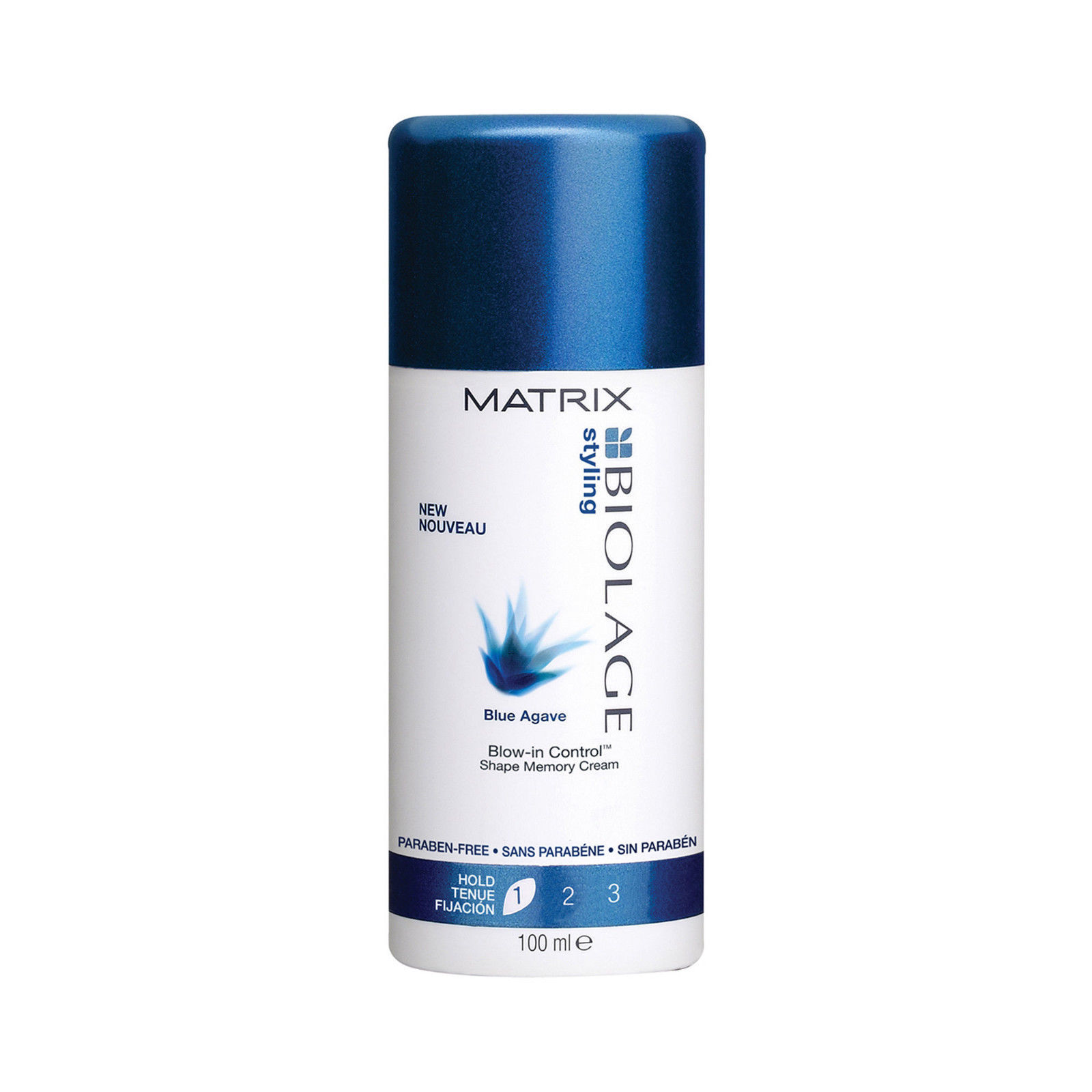 Matrix Biolage Blue Agave BLOW IN CONTROL SHAPE MEMORY CREAM 3.4 OZ