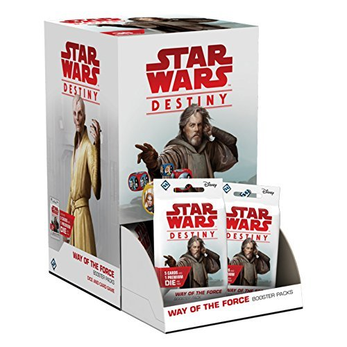 Fantasy Flight Games Star Wars Destiny: Way of the Force Booster Pack Display 36