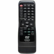 Hitachi DV-RM533U Factory Original DVD Player Remote For Hitachi DV-P533U - $10.89