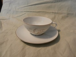 Vintage 1961 Kaysons Fine China Golden Rhapsody Cup and Saucer Japan - $14.85