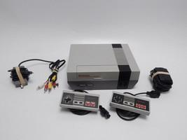 Refurbished Original NES Nintendo Console w/ All Hookups 2 Controllers, etc - $93.00