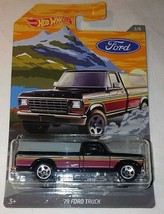 2018 Hot Wheels Ford Truck Series.. '79 Ford Truck - $5.93