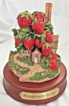 SAN FRANCISCO MUSIC BOX COMPANY...STRAWBERRY LODGE...GREENSLEEVES - $5.86