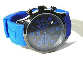 Mens Versus Versace Mens Blue Naboo Watch - $118.80
