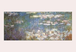 Waterlilies by Claude Monet - Art Print - $19.99+