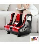 Shiatsu Kneading Rolling Vibration Heating Foot Massager - $273.21