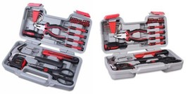 CARTMAN Red 39-Piece Cutting Plier Tool Set - General Household Hand Kit... - $23.98