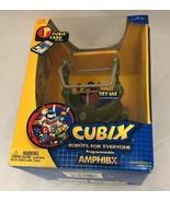 2001 CUBIX Robots for Everyone Action Figure Amphibx Programmable New Cu... - $23.76