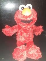 "15"" Tickle Me Elmo Sesame Street, Hasbro, Playschool 2016 Talking Elmo P... - $14.84"