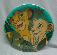 Walt Disney The Lion King Simba Nala Birthday Party Plates New - $14.85