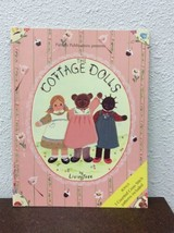 The Cottage Dolls By Living Tree Vintage 1985 Tole Painting Pattern 31 P... - $9.89