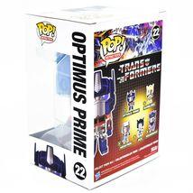 Funko Pop! Retro Toys Transformers Optimus Prime #22 Vinyl Action Figure image 3
