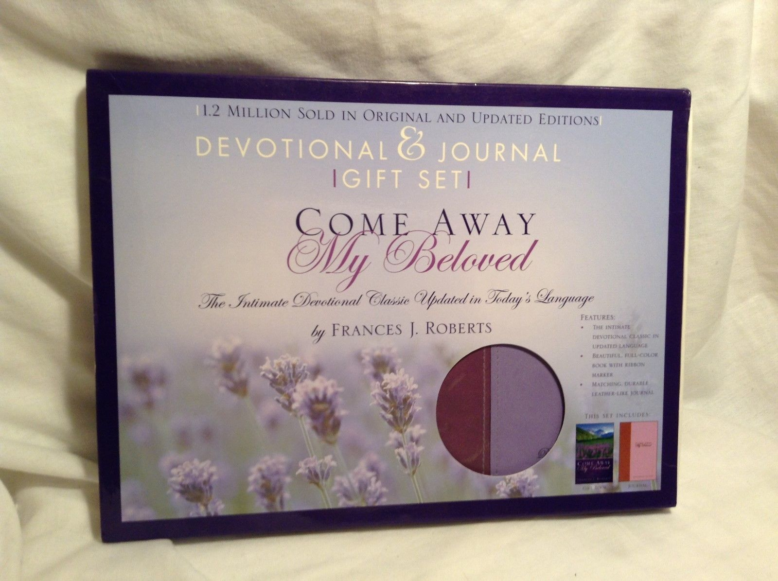 NEW Devotional Book and Journal Gift Set